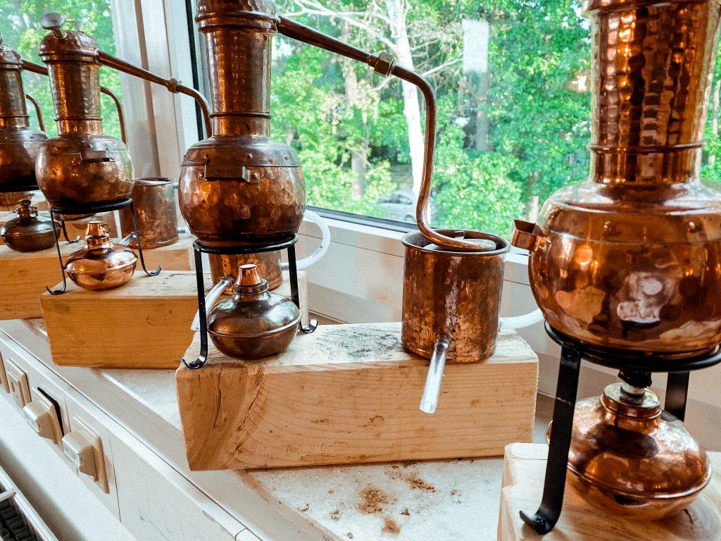 Rossgoschen Gin-Workshop Hannover