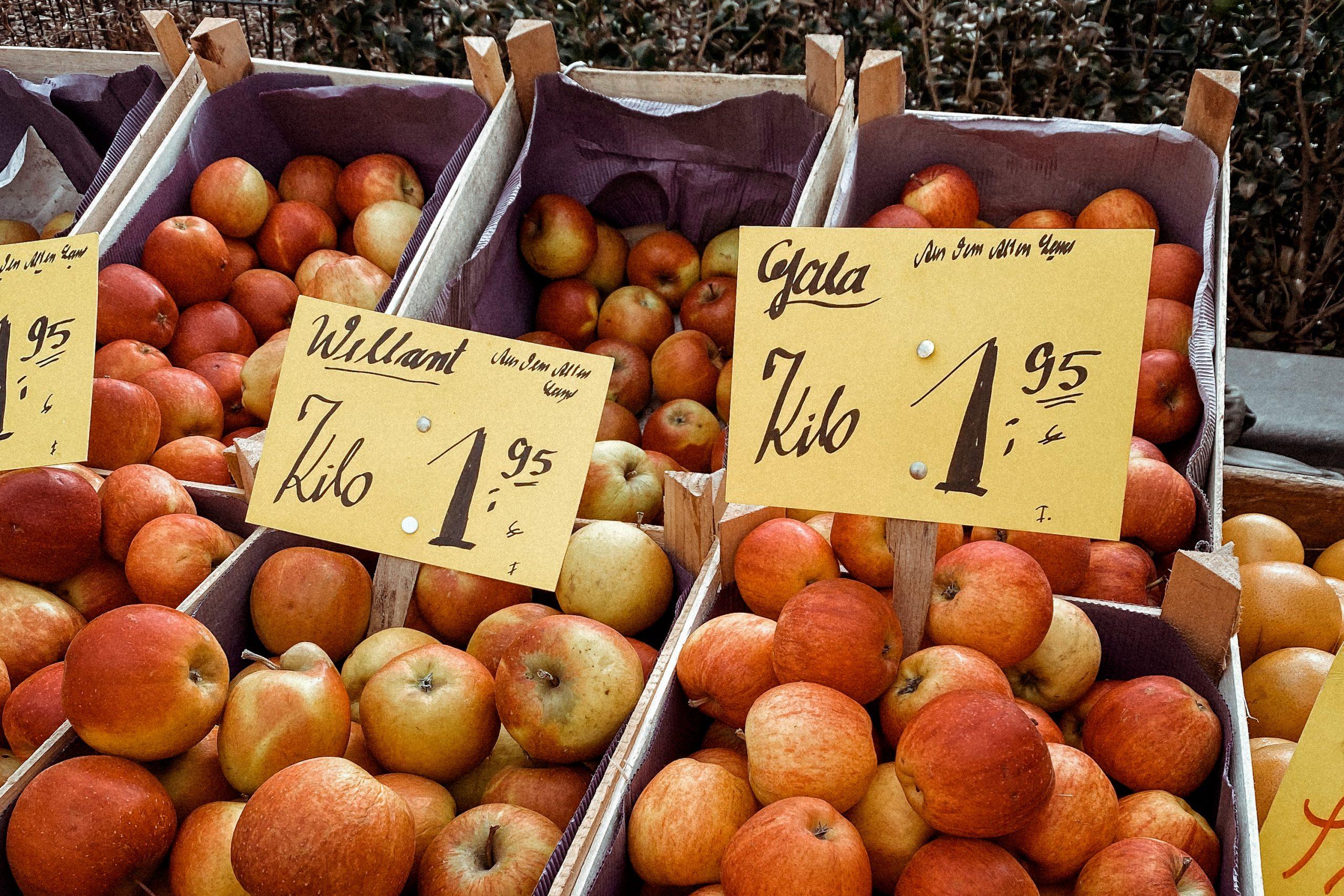 Wochenmärkte Hannover