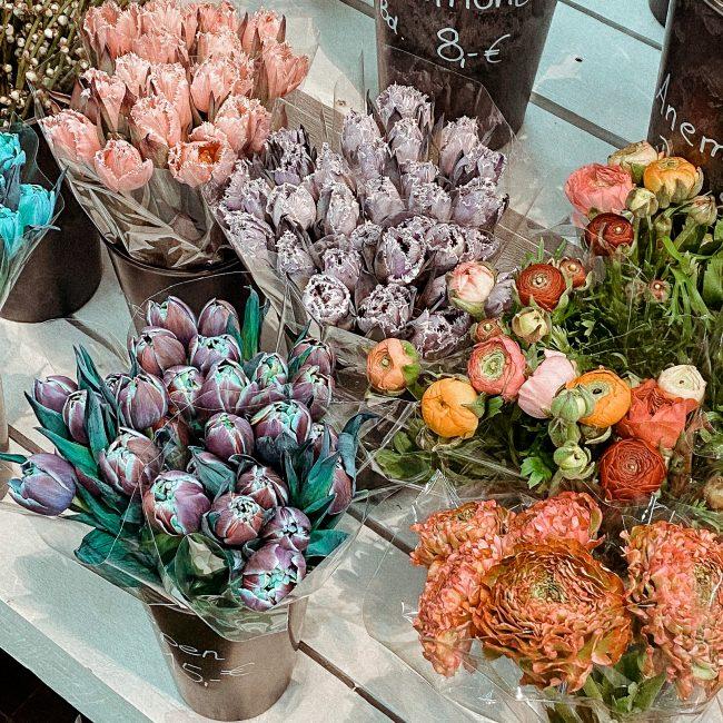 Blumenläden in Hannover